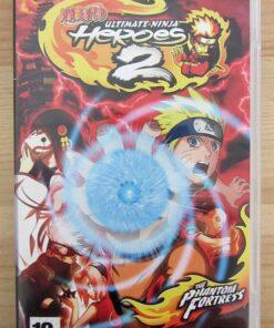 Naruto Shippuden: Ultimate Ninja Heroes 2 PSP
