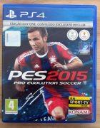 Pro Evolution Soccer 2015 PS4