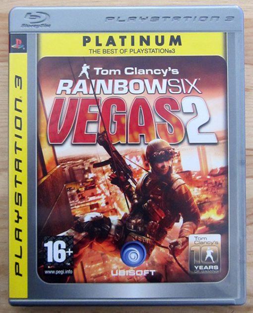 Rainbow Six: Vegas 2 PS3