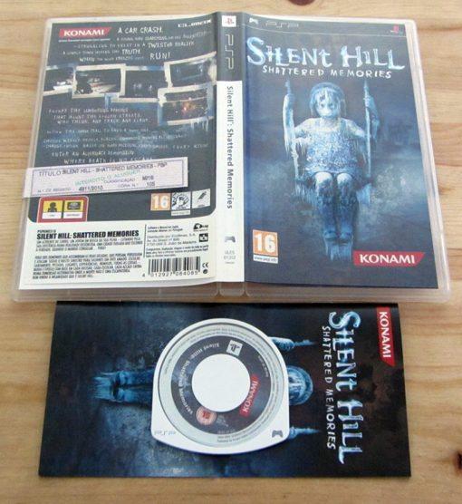 Silent Hill: Shattered Memories PSP