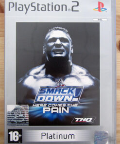 Smackdown: Here Comes the Pain PS2