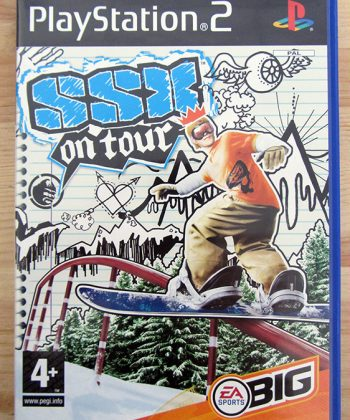 SSX: On Tour PS2