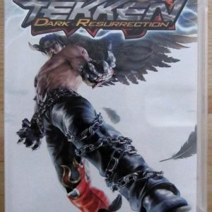 Tekken: Dark Ressurection PSP