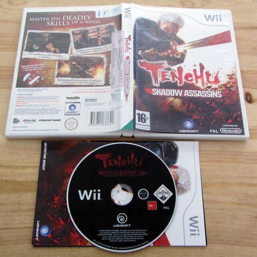 Tenchu: Shadow Assassins WII