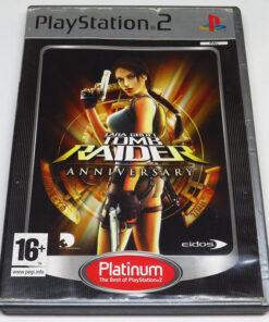 Tomb Raider: Anniversary PS2