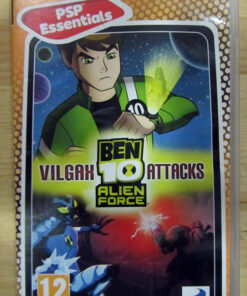Ben 10 Alien Force: Vilgax Attacks PSP