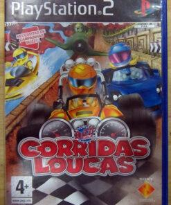 Buzz Junior: Corridas Loucas PS2