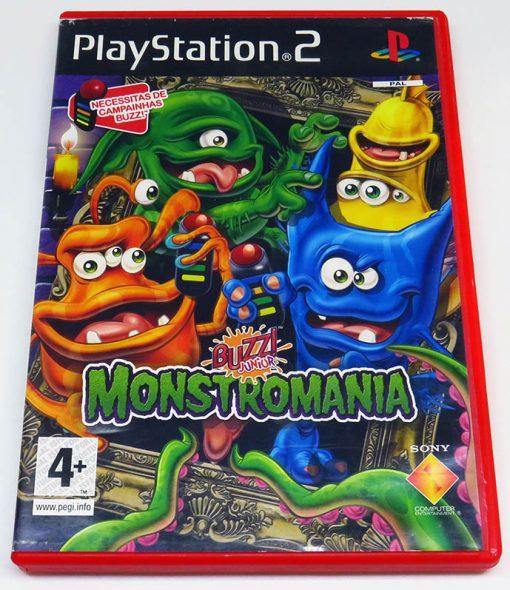 Buzz Junior: Monstromania PS2