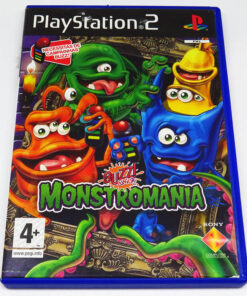 Buzz Junior: Monstromania PS2