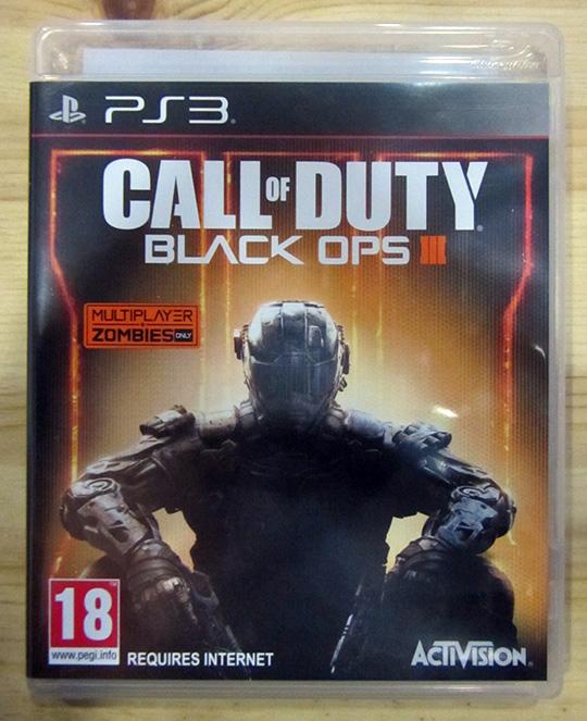 Call of Duty: Black Ops III PS3