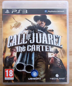 Call of Juarez: The Cartel PS3