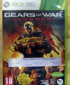 Gears of War: Judgment X360