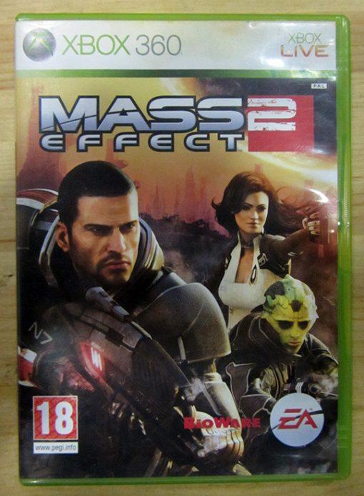 Mass Effect 2 X360