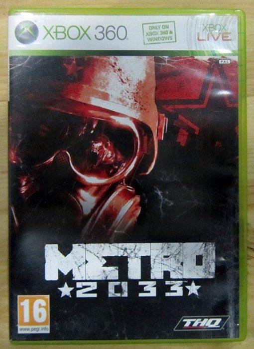 Metro 2033 X360