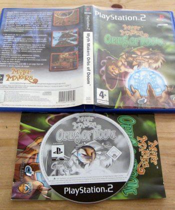 Myth Makers: Orbs of Doom PS2