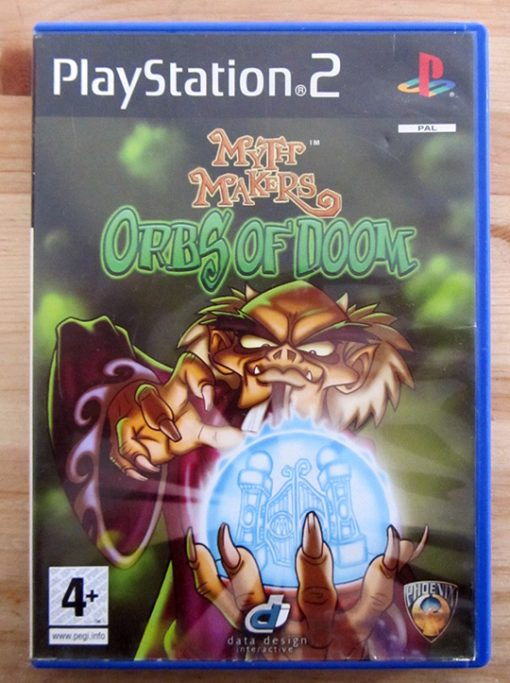 Myth Makers: Orbs of Doom PS2