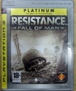 Resistance: Fall of Men PS3
