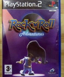 Rock 'n' Roll Adventures PS2