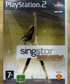 SingStar: Legends PS2