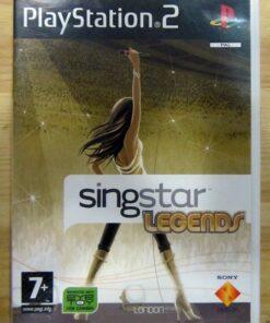 SingStar: Legends PS2