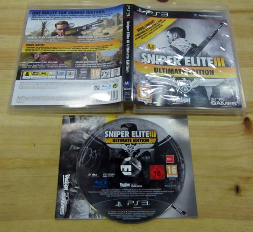 Sniper Elite III - Ultimate Edition PS3