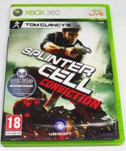 Splinter Cell: Conviction X360