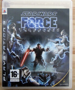 Star Wars: The Force Unleashed PS3