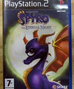The Legend of Spyro: The Eternal Night PS2