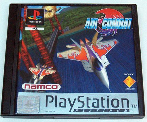 Air Combat PS1