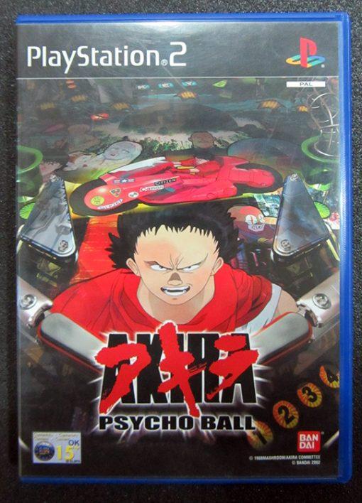 Akira Psycho Ball PS2