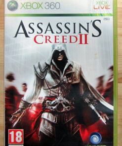 Assassin's Creed II X360