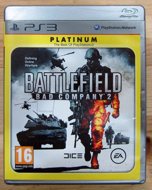 Battlefield: Bad Company 2 PS3
