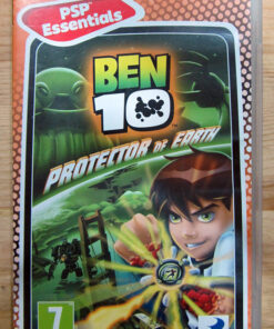 Ben 10: Protector of Earth PSP