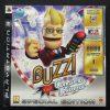 Buzz: Concurso Universal + Campainhas Wireless Pack PS3
