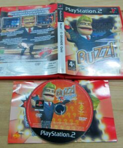 Buzz: O Grande Quiz PS2