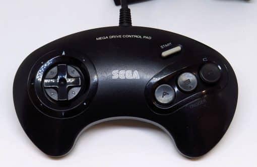 AcessórioUsado Mega DriveComando (White Start)