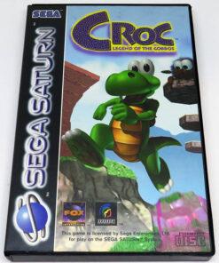 Croc: Legend of the Gobbos SEGA SATURN