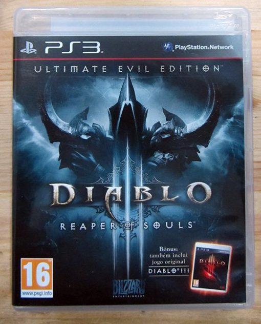 Diablo 3: Ultimate Evil Edition PS3