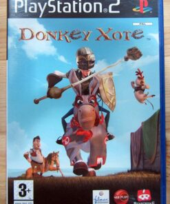 Donkey Xote PS2