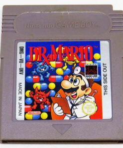 Dr. Mario GAME BOY