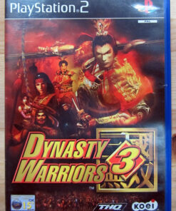 Dynasty Warriors 3 PS2
