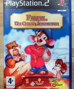 Fievel: Um Conto Americano PS2