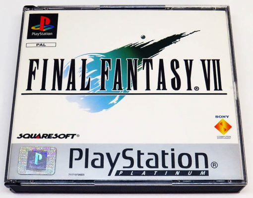 Final Fantasy VII PS1