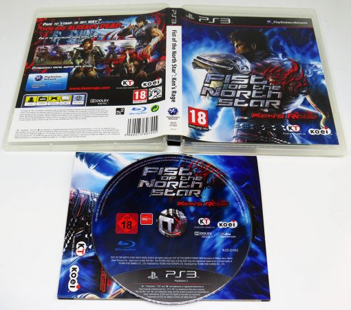 Fist of the North Star: Ken's Rage PS3