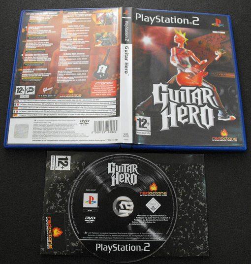 Guitar Hero PS2