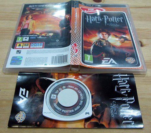 Harry Potter e o Cálice de Fogo PSP