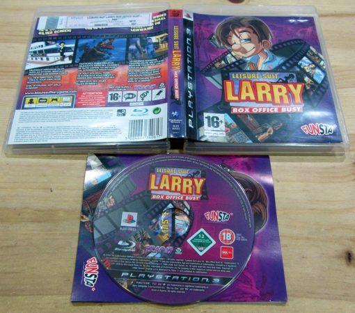 Leisure Suit Larry: Box Office Bust PS3