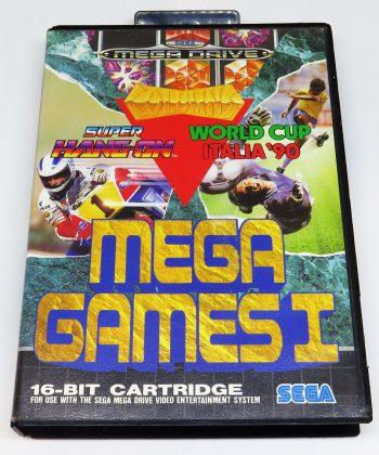 Mega Games I MEGA DRIVE