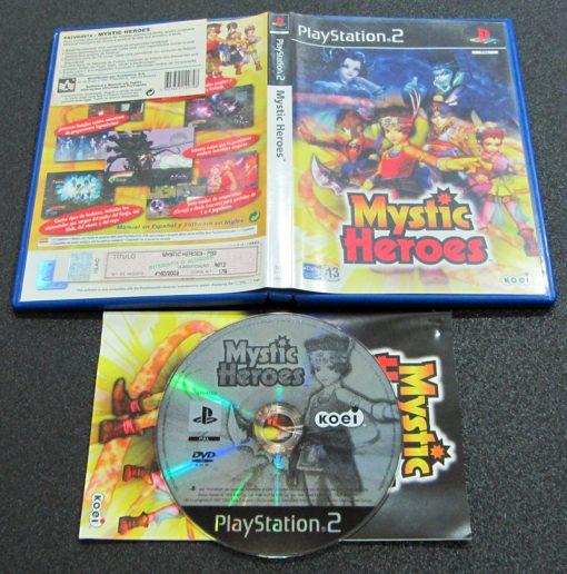 Mystic Heroes PS2