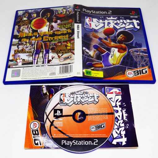 NBA Street PS2